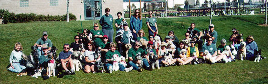 Goleta Valley Dog Club members